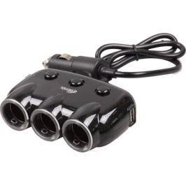 Ritmix RM-3123DC, Black автомобильное зарядное устройство