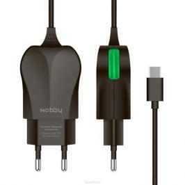 Nobby Practic 022-001, Black сетевое зарядное устройство