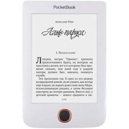 PocketBook 614 Plus, White электронная книга