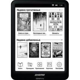 Digma X600, Black электронная книга Электронные книги