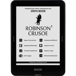 Onyx Boox Robinson Crusoe 2, Black электронная книга
