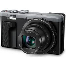 Panasonic Lumix DMC-TZ80, Silver цифровая фотокамера