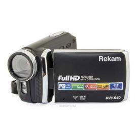 Rekam DVC-540, Black цифровая видеокамера