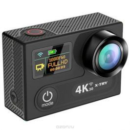 X-Try XTC220 UltraHD + Remote навесная экшн камера