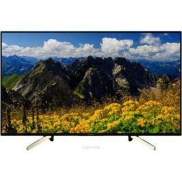 Sony KD49XF7596BR, Black телевизор