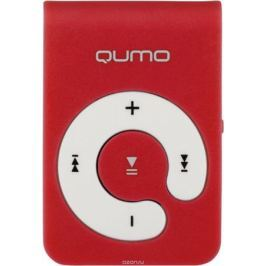 Qumo Hit, Red MP3-плеер