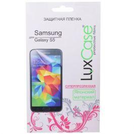 Luxcase защитная пленка для Samsung Galaxy S5, суперпрозрачная