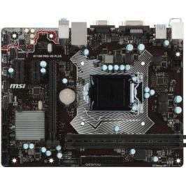 MSI H110M PRO-VD Plus материнская плата