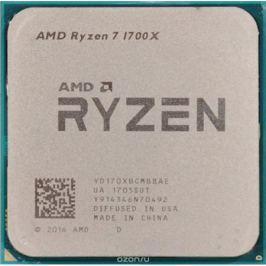AMD Ryzen 7 1700X процессор