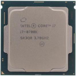 Intel Core i7-8700K процессор