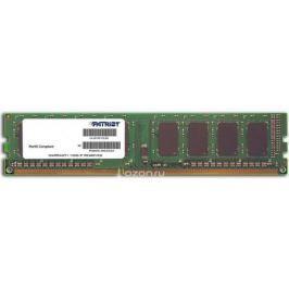 Patriot DDR3 DIMM 8GB 1600МГц модуль оперативной памяти (PSD38G16002)