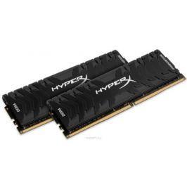 Kingston HyperX Predator DDR4 2х16Gb 2400 МГц комплект модулей оперативной памяти (HX424C12PB3K2/32)