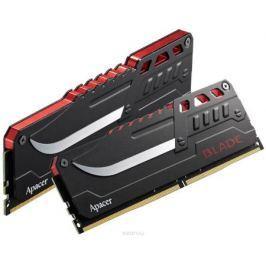 Apacer Blade DDR4 2х8Gb 3600 МГц комплект модулей оперативной памяти (EK.16GA4.GGBK2)