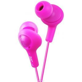 JVC Gumy Plus HA-FX5-P, Pink наушники