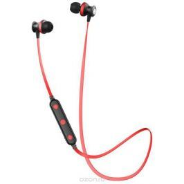 Awei B980BL-RED, Red Bluetooth-гарнитура