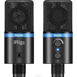 IK Multimedia iRig Mic Studio микрофон