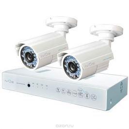 iVue D5004 AHC-B2 Дача 4+2 комплект видеонаблюдения