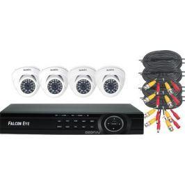 Falcon Eye FE-104MHD KIT Дом комплект видеонаблюдения