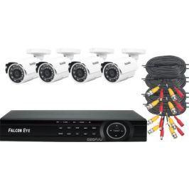 Falcon Eye FE-2104MHD KIT 1080P комплект видеонаблюдения