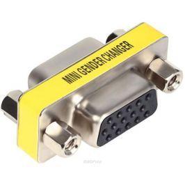 Greenconnect GCR-CV201 адаптер VGA 15F/15F