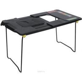 STM IP17TF, Black охлаждающая подставка-трасформер для ноутбука