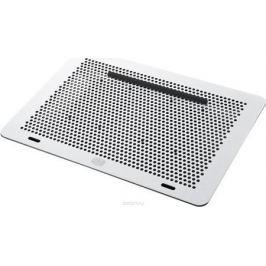 Cooler Master MasterNotepal, Silver охлаждающая подставка для ноутбука