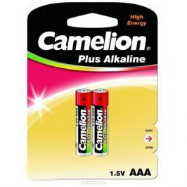 Camelion LR03-BP2 Plus, батарейка,1.5В, 2 шт