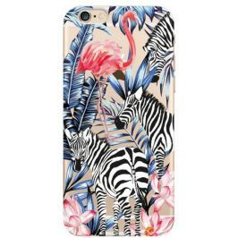 Deppa Art Case чехол для Apple iPhone 6/6s, Jungle (зебры)