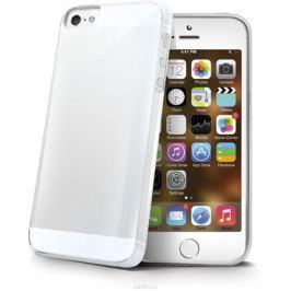 Celly Gelskin чехол для Apple iPhone 5/5s/SE, Clear
