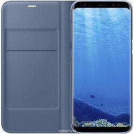 Samsung EF-NG950 LED-View чехол для Galaxy S8, Blue