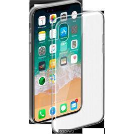 Deppa Gel Case чехол для Apple iPhone X, Transporant