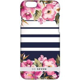 So Seven Romantic Flower & Lines чехол для Apple iPhone 7 Plus/8 Plus