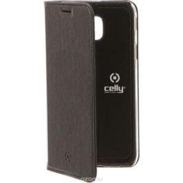 Celly Air Case чехол для Samsung Galaxy A8+, Black