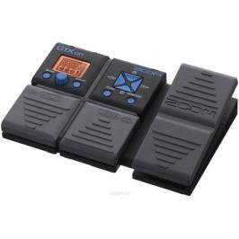Zoom G1Xon, Black процессор эффектов для электрогитары с педалью