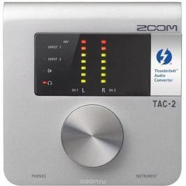 Zoom TAC-2, Silver аудиоинтерфейс