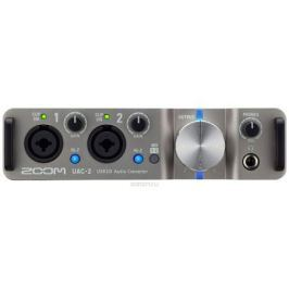 Zoom UAC-2, Black аудиоинтерфейс