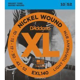 D'Addario EXL140 струны для электрической гитары