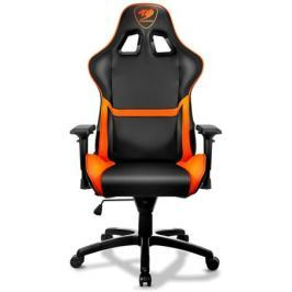 Cougar Armor, Black Orange игровое кресло