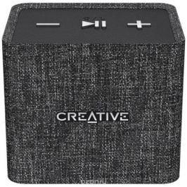 Creative Nuno Micro, Black портативная акустическая система (51MF8265AA000)