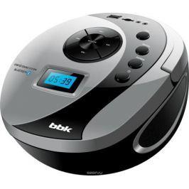 BBK BS10BT, Black Grey USB/SD магнитола
