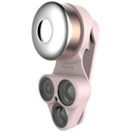 ShiftCam RevolCam 3 в 1, Pink комплект объективов для смартфона