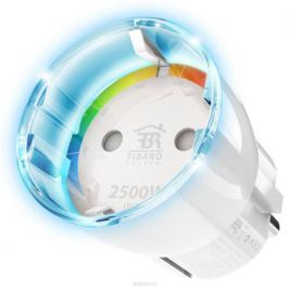 Fibaro WALL PLUG TYPE F FGWPF-102 ZW5, White устройство умного дома