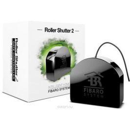 Fibaro ROLLER SHUTTER 2 FGR-222, Black устройство умного дома