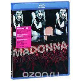 Madonna: Sticky & Sweet Tour (Blu-ray + CD) Музыкальные программы
