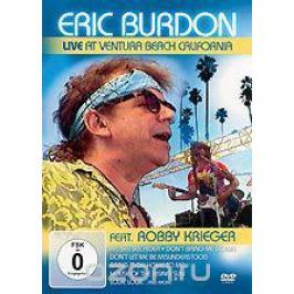 Eric Burdon: Live At Ventura Beach California Концерты