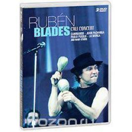 Ruben Blades: Cali Concert (2 DVD) Концерты