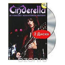 Cinderella: In Concert Remastered Edition (DVD + CD)