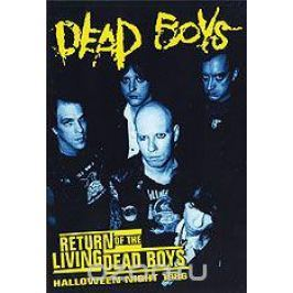 Return Of The Living Dead Boys: Halloween Night 1986 Концерты