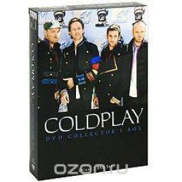 Coldplay: DVD Collector's Box (2 DVD) Документальный кинематограф