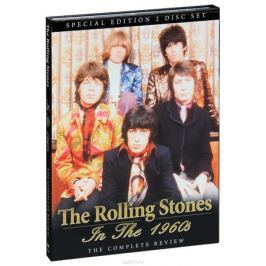The Rolling Stones: In The 1960s: The Complete Review (2 DVD) Зарубежный рок. Рок-н-ролл
